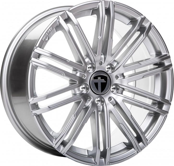 Tomason TN18 8,5x19 5/120 ET 50 Bright Silver