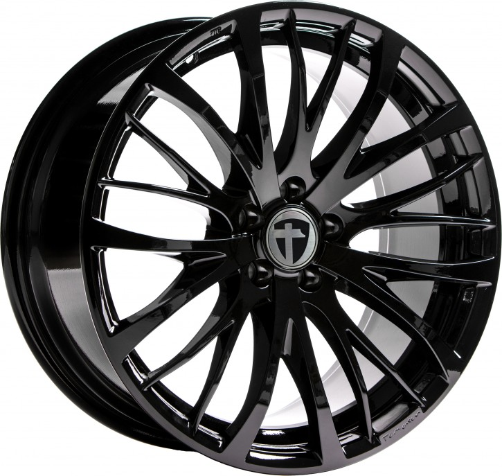 Tomason TN7 8,5x18 5/105 ET 35 black painted