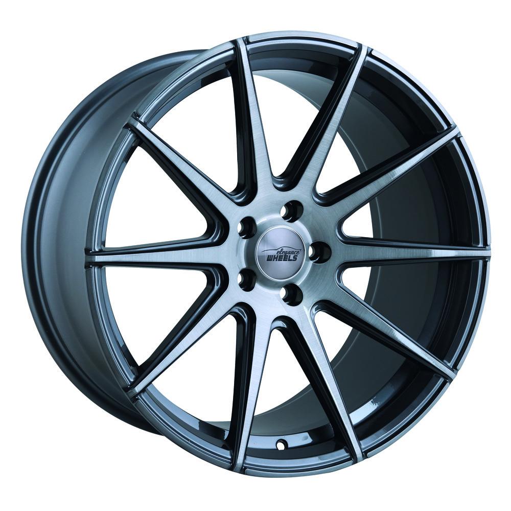 elegance wheels e 1 deep concave 10 5x20 5 120 et 35. Black Bedroom Furniture Sets. Home Design Ideas