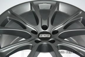 BBS SV 9x20 5/108 ET 40 titan matt [ BBS SV012 ]