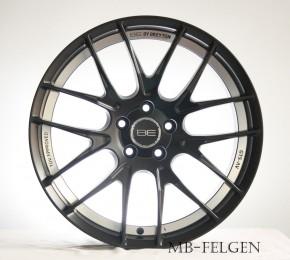 BE by Breyton GTS-AV 8,5x20 5-112 ET 45 Matt black polished undercut