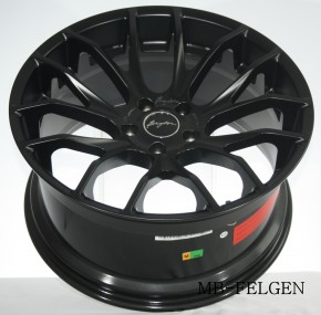 Breyton Race GTS 10,0x20 5-120 ET 35 Matt black
