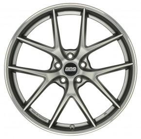 BBS CI-R 8,5x20 5/114,3 ET 40 platinum silber [ BBS CI0104 ]