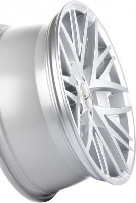 CMS B1 7,5x17 5/120 ET 37 Racing Silver
