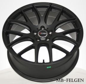 XTRA Wheels SW5 8x17 5/114 ET 35 Schwarz matt
