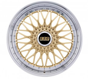 BBS Super RS 8,5x20 5/112 ET 45 gold/Felge diagedr. [ BBS RS564 ]