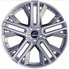 Carlsson Design 589 forged 10x22 5/112 ET 45 Raw Surface