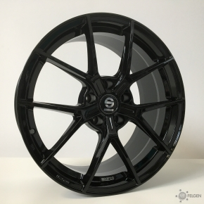 Sparco PODIO 8x18 5/100 ET 45 GLOSS BLACK