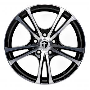 Tomason Easy 7,0x16 5/110 ET 35 Black Polished
