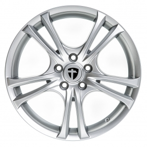 Tomason Easy 7,0x16 4/108 ET 25 Silver